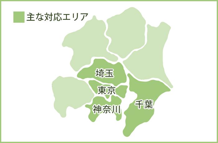 一都三県対応した看板工事施工可能